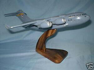 C-17 C17 Globemaster III Hikam Wood Airplane Model Big Free Shipping