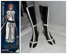 Bleach Cosplay Costume Inoue Orihime Boots Boot Shoes Shoe