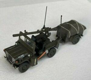 Corgi Firebase 'Nam 1/43 US50104 M151 A1 'Mutt' Utility Truck - U.S Army