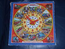 """Thomas The Tank Engine"" Teaching Clock Jigsaw Puzzle."