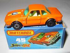 MATCHBOX SUPERFAST No.45 BMW 3.0 CSL MIB
