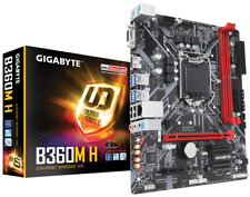 Gigabyte B360M H mATX Motherboard for Intel LGA1151 CPUs