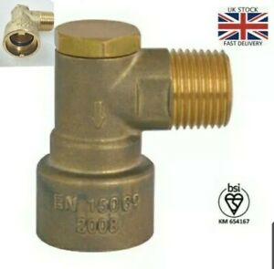 """GAS BAYONET BRASS SOCKET ELBOW ANGLED 1/2"""" FOR GAS COOKER HOSE FITTING"""