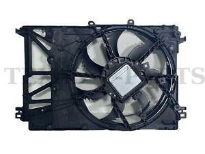 New Fits 2019-2021 Toyota Rav4 2.5L Condenser Radiator Cooling Fan Assembly
