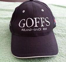 Goffs Ireland Trucker Baseball Hat Paulyn 11/21/13 Horse