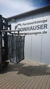 Holzbag 100x100x160cm BigBag Sternboden Woodbag Kaminholz trocknen