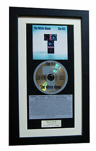 KLF White Room CLASSIC CD Album QUALITY FRAMED+WHAT TIME LOVE+FAST GLOBAL SHIP