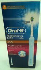Oral-B Cuidado Profesional 600 3D Floss Action Cepillo De Dientes Eléctrico Recargable