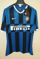 Inter Milan Home Shirt 19/20, Lautaro 10, Brand New With Tags & CL Badge