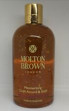 NEW Molton Brown Oudh Accord and Gold Bath & Shower