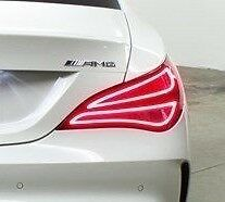 Mercedes-Benz CLA-Class Genuine R. & L. Taillights Rear Lamp Set NEW CLA250