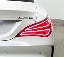 Mercedes-Benz CLA-Class Genuine R. & L. Taillights Rear Lamp Set NEW CLA250