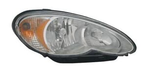 For 2006-2009 Chrysler PT Cruiser Passenger Side Headlight Head Lamp RH