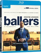 Ballers: The Complete Third Season (3)(Blu-ray)(Region Free)