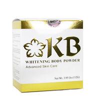 KB Kyusoku Bihaku Whitening Body Powder Lightening Bleaching Radiant Skin Cream