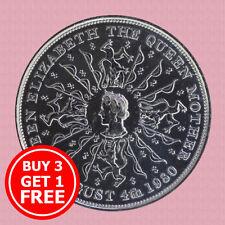 1980 UK Crown Coin - Queen Elizabeth Queen Mother 80th Birthday