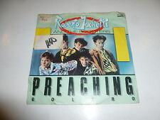 """ROBERTO JACKETTI & THE SCOOTERS - Preaching - 1984 Dutch 7"""" Juke Box Single"""
