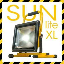 LED Floodlight 50 Watt Extra Large Portable heavy Duty Rechargeable Spot Lights
