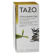 STARBUCKS COFFEE COMPANY Tea Bags China Green Tips 24/Box 153961