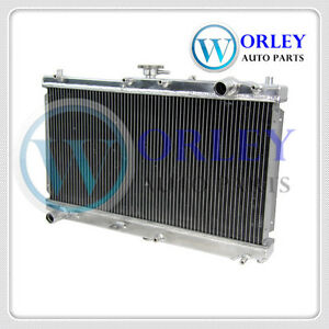 Radiator for MAZDA MX5 NB 1.6L 1.8L Engine B6 BP Manual 1998-2005 HEAVY DUTY
