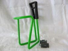 KULT Trinkflaschen Halter grün 6 mm Alu Flaschenhalter 1a Qualität Neu