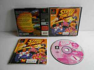 Street Racer für Playstation 1 / PS1