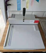 More details for card creasing machine