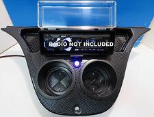 Yamaha DRIVE G29 Golf Cart Stereo Radio Console- DASH MOUNT -WATERPROOF COVER