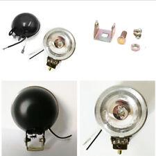 12V 55W LED DRL Round 3inch Car Fog Lamp Driving Daytime Running Light White New