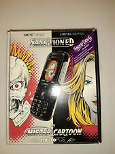 Mr Cartoon signed  Rare Vintage Metro Pcs Phone collectors item or for use.