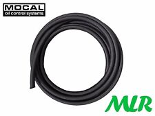 MOCAL G210-6 AN -6 JIC BLACK NYLON BRAIDED FUEL OIL HOSE PIPE AEROQUIP ASK