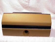 1984 Volvo 240 Tan Glove Box | No Mirror | No Lock | Nice Shape |