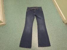 "Next Bootcut Jeans Waist 31"" Leg 32"" Faded Dark Blue Ladies Jeans"
