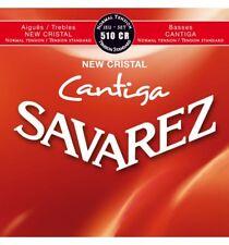 Savarez 510CR Cristal Cantiga Tirant normal - Jeu de cordes guitare classique