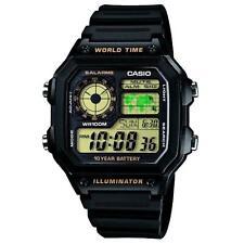Casio Sports Digital Watch (AE-1200WH-1BV)