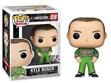Pop! NASCAR #08: Kyle Busch Vinyl Figure