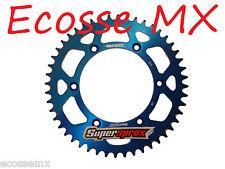 yamaha wrf250 WRF450 wrf426 BLU SUPERSPROX CORONA LEGA 50 T-