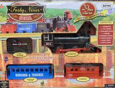 Forty Niner Special Train Set 29 pc EZTEC Locomotive Denver & Rio Grande NEW!