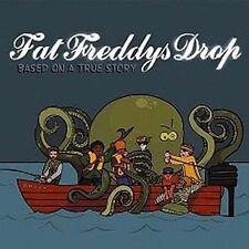 Fat Freddys Drop Based on a True Story LP Vinyl 33rpm