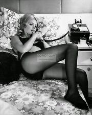 "BRITT EKLAND IN THE 1971 FILM ""GET CARTER"" - 8X10 PUBLICITY PHOTO (AA-463)"