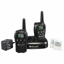 Midland - LXT500VP3, 22 Channel FRS Two-Way Radio Walkie with Channel Scan