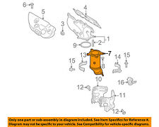 CY0120500A Mazda Convertercatalyst CY0120500A