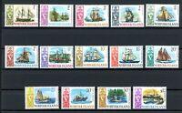 Norfolk-Inseln MiNr. 79-92 postfrisch MNH Segelschiffe (Schif712