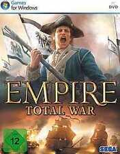 Empire TOTAL WAR * tedesco completo * Scatola originale ottime condizioni