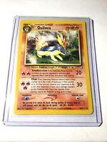 QUILAVA - Neo Genesis Set - 47/111 - Uncommon - Pokemon Card - Unlimited - NM