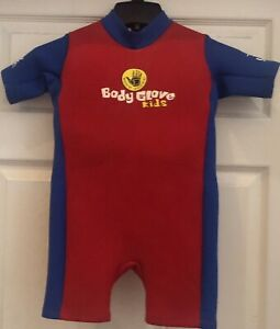 Small Body Glove Kids Wetsuit With Integrated Life Preserver