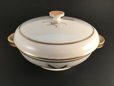 Rosenthal covered vegetable bowl Germany Winifred Bountiful wheat