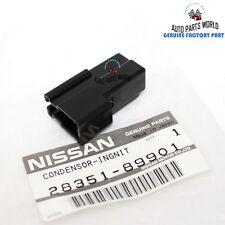 GENUINE OEM NISSAN MAXIMA 240SX SENTRA 350Z CONDENSER IGNITION COIL 28351-89901