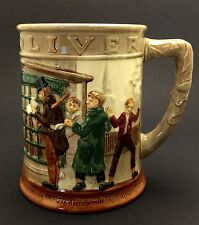 Royal Doulton Charles Dickens Oliver Twist Story Tankard Mug 1949