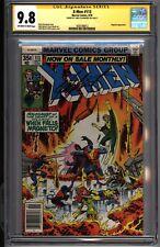 * X-MEN #113 (1978) CGC 9.8 Signed Claremont Wolverine Byrne! (1600188012) *